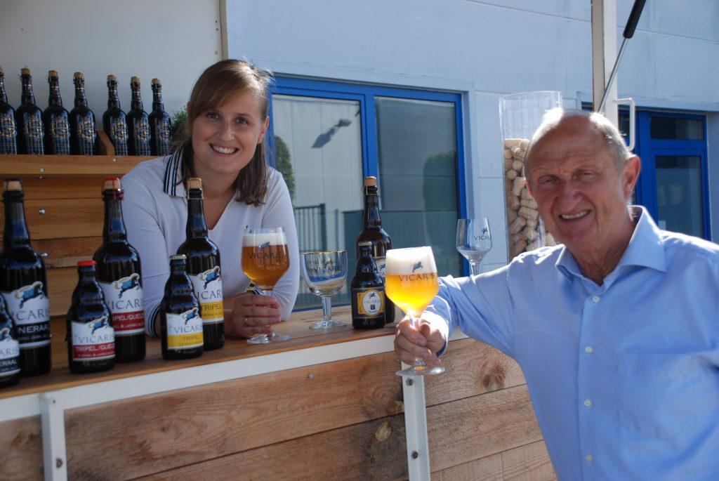 Vicaris…Lekker bier krijgt nieuw uitzicht
